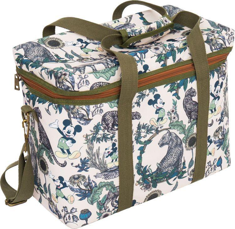 忘憂叢林卡其色保冷袋,1,880元。圖/Daniel Wong提供