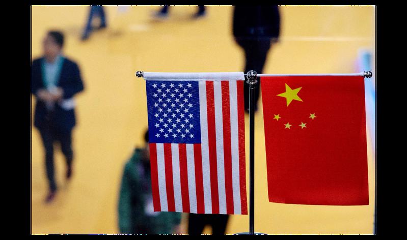 美國國務院政策規劃辦公室周二發表「中國挑戰的方方面面」研究報告。法新社