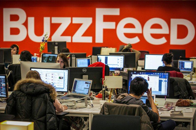 BuzzFeed宣布,同意以股票形式收併購同業HuffPost。路透