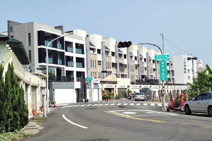 高雄仁武透天住宅近三年漲幅達11% 圖/台灣房屋提供