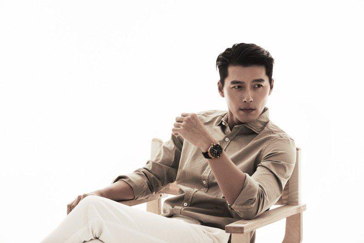 韓國超人氣偶像男星玄彬近日正式宣佈,成為瑞士高級鐘表品牌歐米茄(OMEGA)的全...