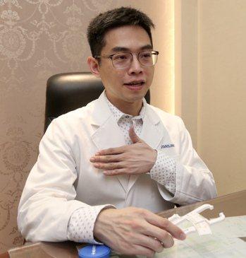 整形外科專科醫師 記者黃義書╱攝影