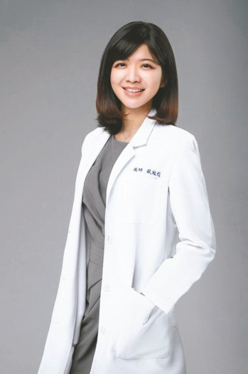 整形外科專科醫師歐冠彣 圖/歐冠彣提供