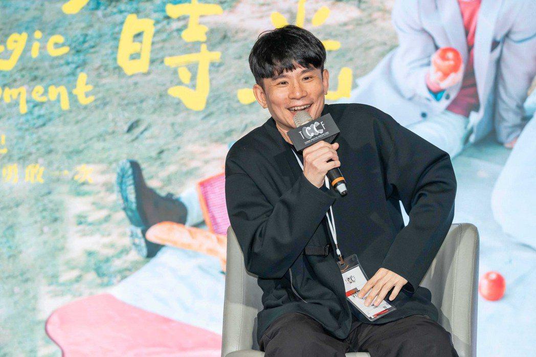 金鐘編劇杜政哲明年將開拍以疫情為主的新戲「有生之年 」。圖/TVBS提供