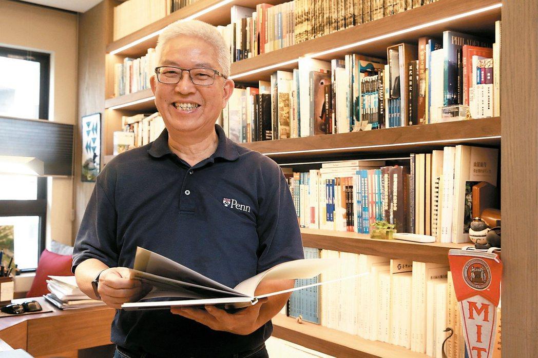 清華大學科技管理學院榮譽講座教授張金鶚記者黃義書/攝影