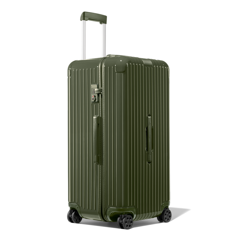RIMOWA Essential系列墨綠色Trunk Plus行李箱36,300...