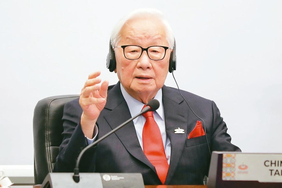 出席APEC/張忠謀:抗疫拚經濟 台灣能幫忙