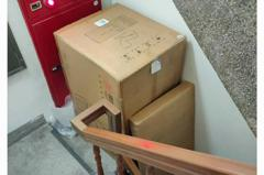 鄰居將「超大回收箱」擋樓梯間 他狂嗆:要練跑酷的意思嗎?