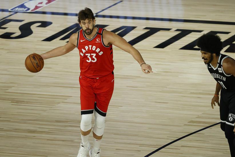 NBA/湖人補強不停歇 傳瞄準冠軍中鋒小加索