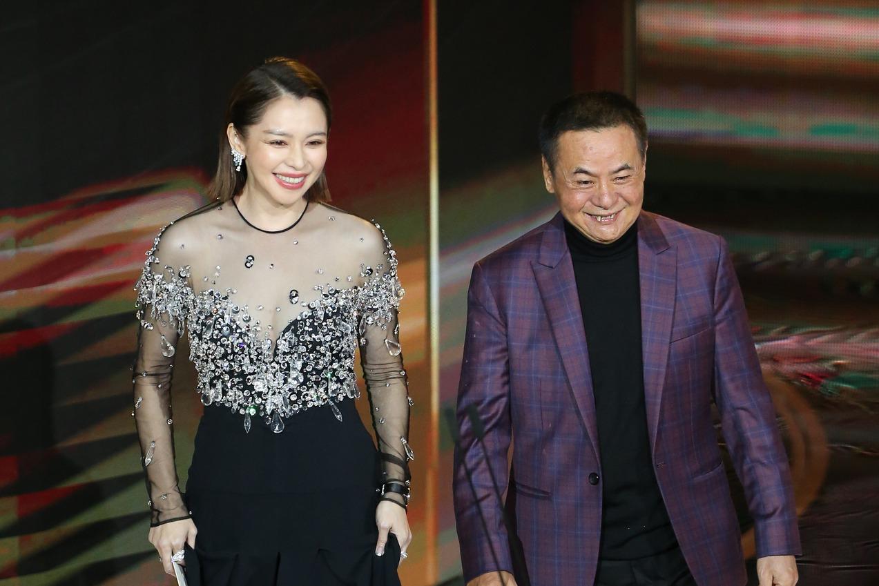 金馬57/徐若瑄頒獎尬聊 蔡振南曝「前妻」在現場救援