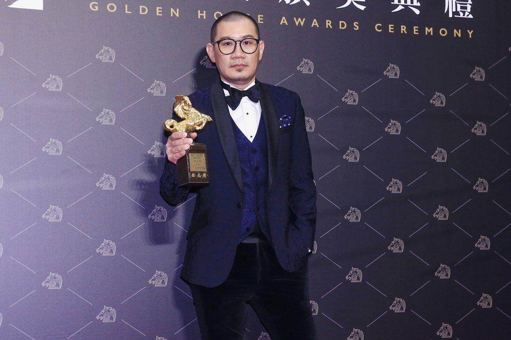第57屆金馬獎頒獎典禮在國父紀念館舉行,最佳新導演由《南巫》張吉安獲得。記者林伯...