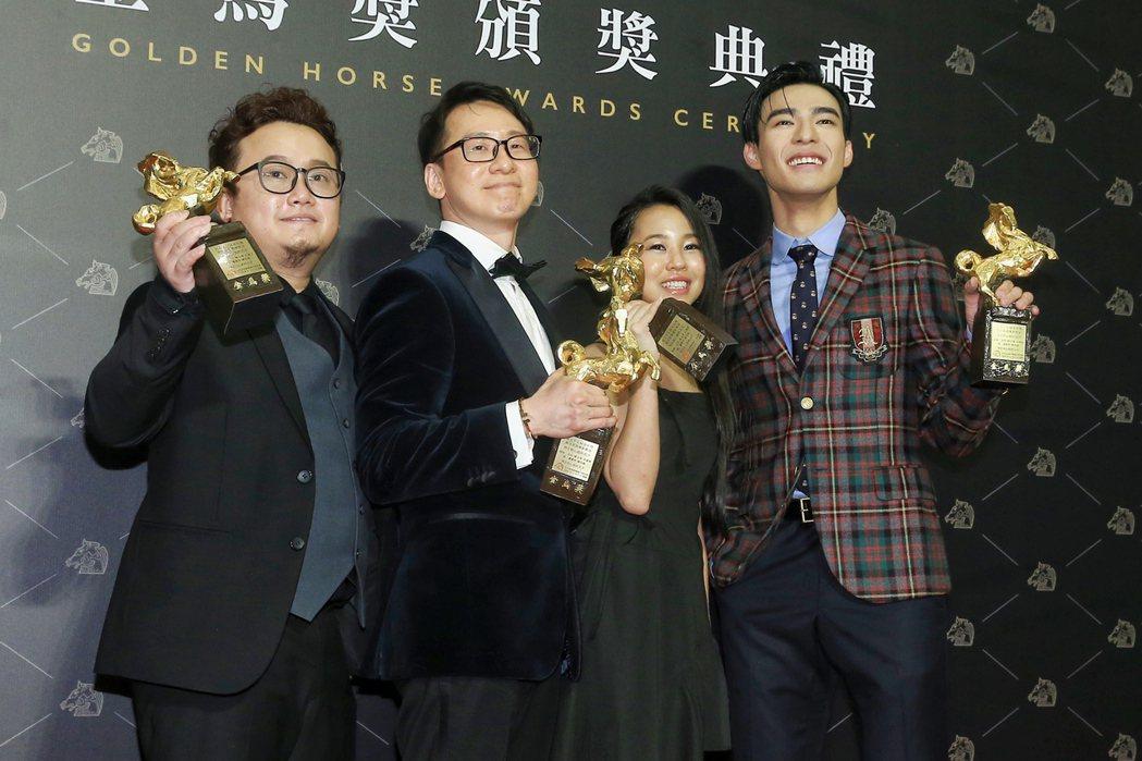 第57屆金馬獎頒獎典禮在國父紀念館舉行,《刻在我心底的名字》獲頒最佳原創電影歌曲...