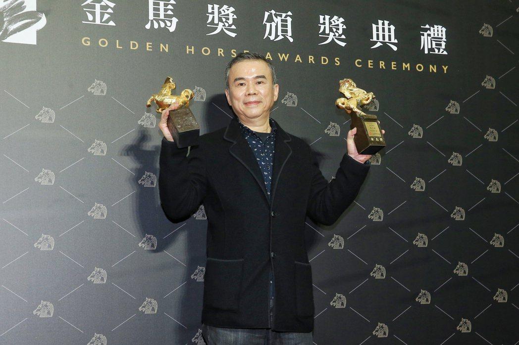 第57屆金馬獎頒獎典禮在國父紀念館舉行,陳玉勳以《消失的情人節》獲頒最佳導演。記