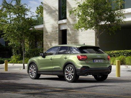 小改款2021年式Audi SQ2搭載全新設計與科技現身!