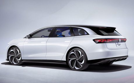 Volkswagen ID. Space Vizzion確定量產 令人期待的純電旅行車
