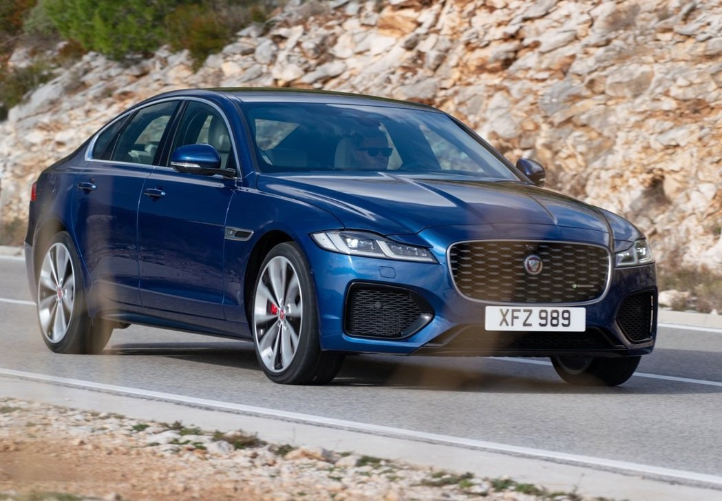 圖/Jaguar Land Rover提供