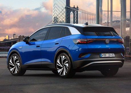 尚未發表的Volkswagen ID.5竟然是歐洲市場獨有!是什麼原因呢?