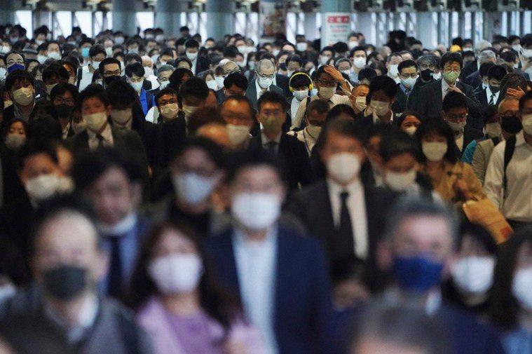 日本連續3天單日新增病例逾500例,至今累計病例數3萬7317例。 美聯社