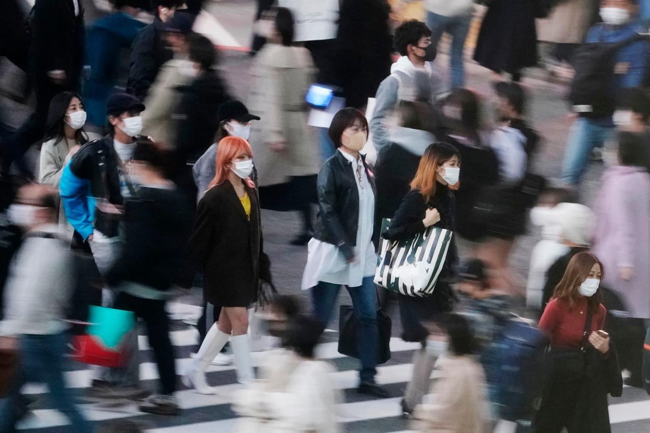 日本東京單日增539例新冠肺炎確診 兵庫單日153例同創歷史新高