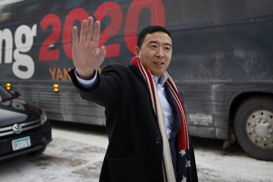 拜登將公布內閣名單 台裔楊安澤傳出任商務部長