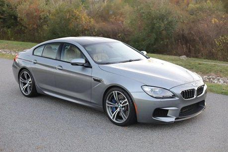 影/超稀有手排BMW M6 Gran Coupe Competition等你來競標!