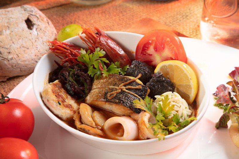 基隆本港漁產鯖魚、大頭蝦,山海饗宴委託行登場今報名。圖/基隆市政府提供