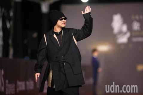 第57屆金馬頒獎典禮,黃明志走星光大道。