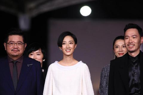 第57屆金馬頒獎典禮,桂綸鎂走星光大道。
