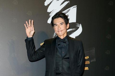第57屆金馬頒獎典禮,楊一展走星光大道。