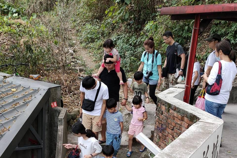 第3屆竹東洗衫坑音樂會 希望引起民眾關心河川環境議題