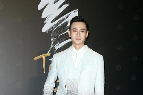 第57屆金馬頒獎典禮,劉冠廷走星光大道。