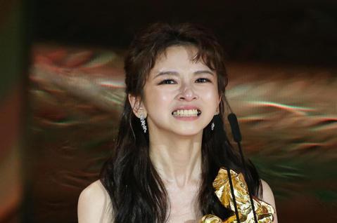 第57屆金馬獎頒獎典禮在國父紀念館舉行,最佳新演員由《無聲》陳姸霏獲得。