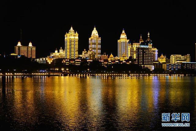 內蒙滿洲里市。圖/取自新華網