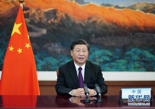 大陸國家主席習近平。圖/取自新華網