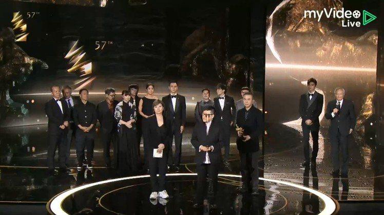 「消失的情人節」奪得5座金馬獎,是今年最大贏家。圖/摘自myVideo Live