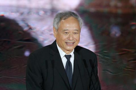 第57屆金馬獎頒獎典禮在國父紀念館舉行,李安擔任頒獎人。