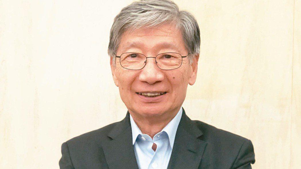 泰福董事長趙宇天。報系資料照