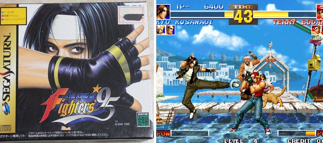 2D格鬥遊戲也是SS擅長的類型,當時幾款著名的2D格鬥在SS主機上都有不錯表現。...