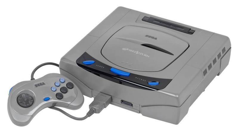 遊戲史上的今天/SEGA SATURN問世,實現大型電玩在家play的次世代主機