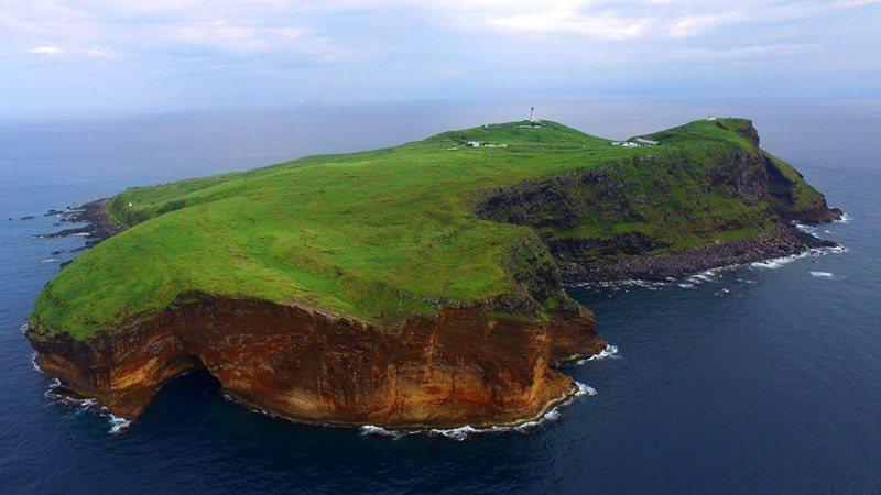 媒體報導電商要在北方三島海域開發海上風力發電,基隆市長林右昌表態反對。圖/基隆鳥會提供