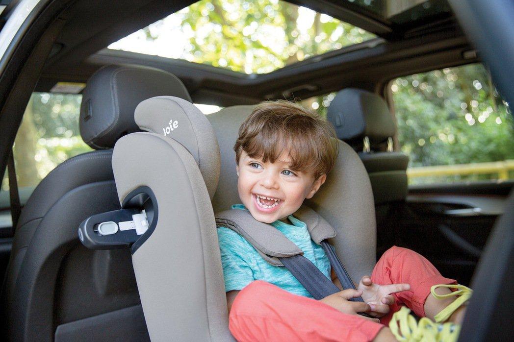 奇哥總代理Joie i-Spin 360汽車安全座椅。 圖/奇哥提供