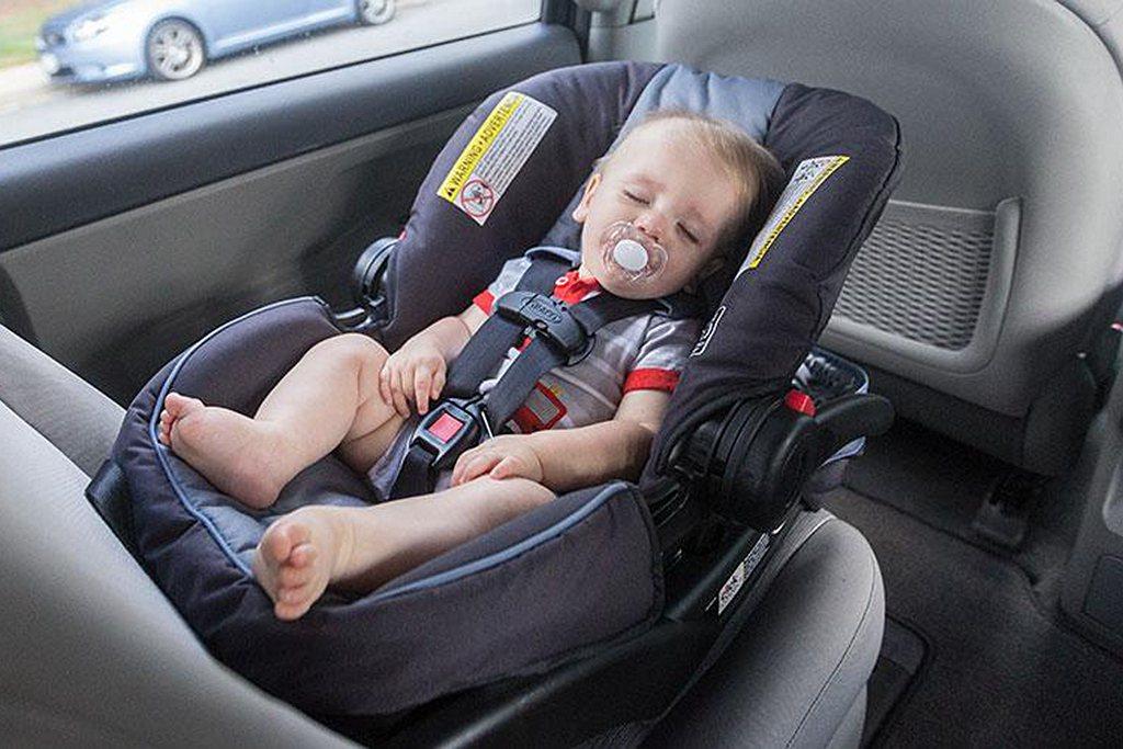 交通部所推動的「汽車安全座椅新制」已於9月1號正式上路。 圖/IIHS網站擷取