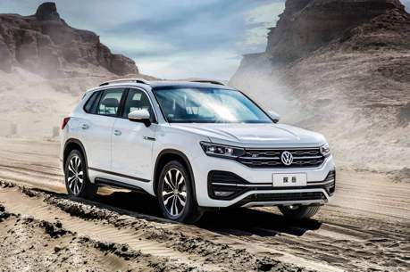 Volkswagen打算在歐陸市場追加推出七人座SUV!