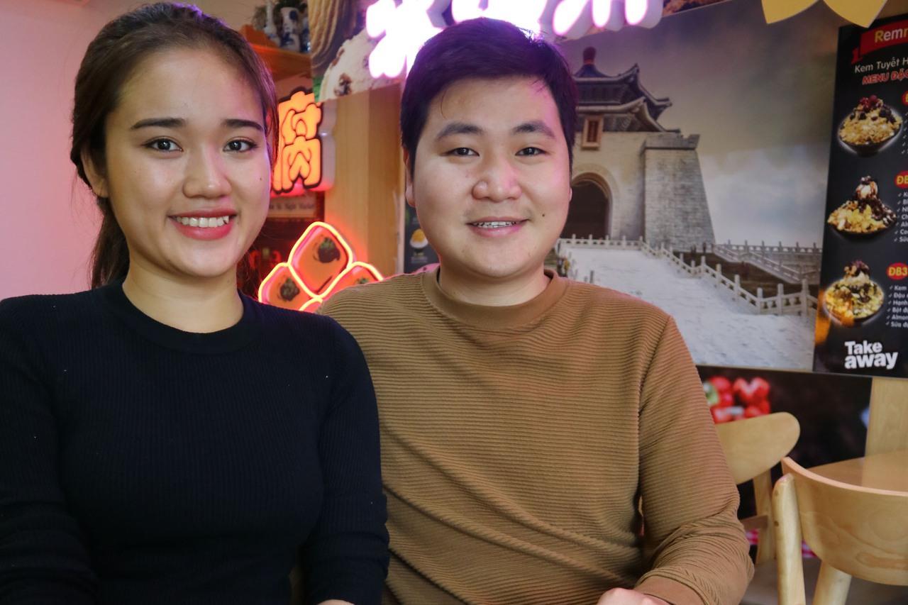 魂夢脆嫩多汁 留台越生賣回憶雞排挑戰越南市場