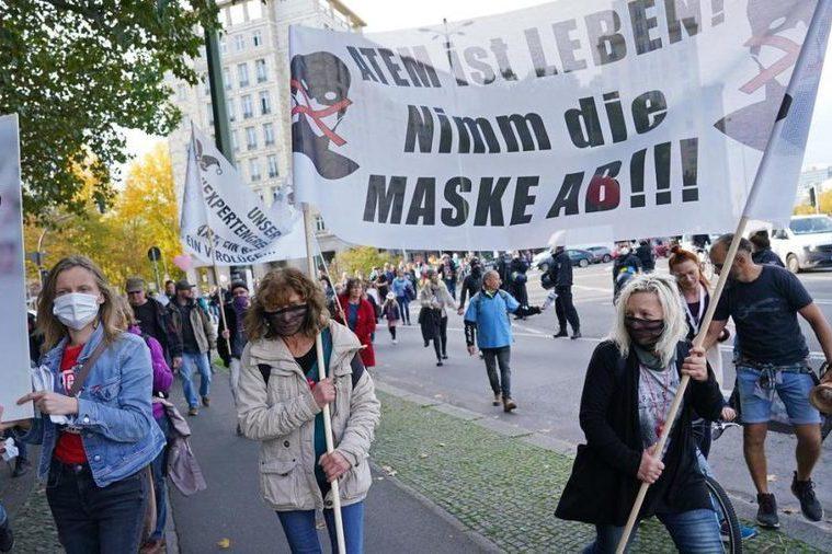 德國冬季疫情再爆發 醫療體系恐崩潰