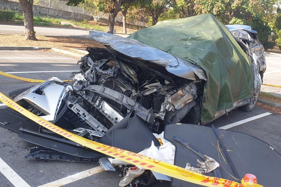 國道4死2傷 老闆載移工6人全都「坐」在安全帶上