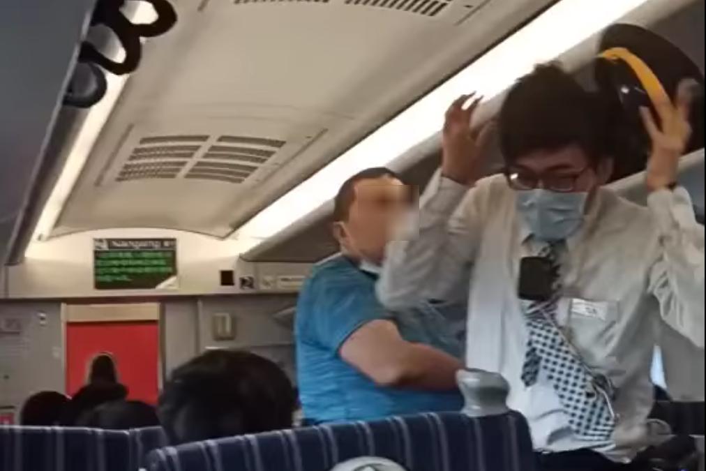 扯!買區間車票坐普悠瑪被查票 一路狂毆列車長爆粗口