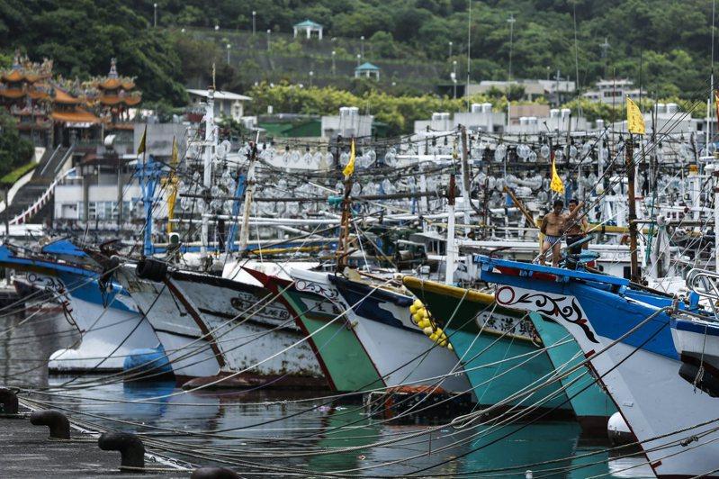 美國勞動部把台灣捕撈的漁獲列入「強迫勞動製品」清單,可能影響台灣海鮮出口。 . 歐新社