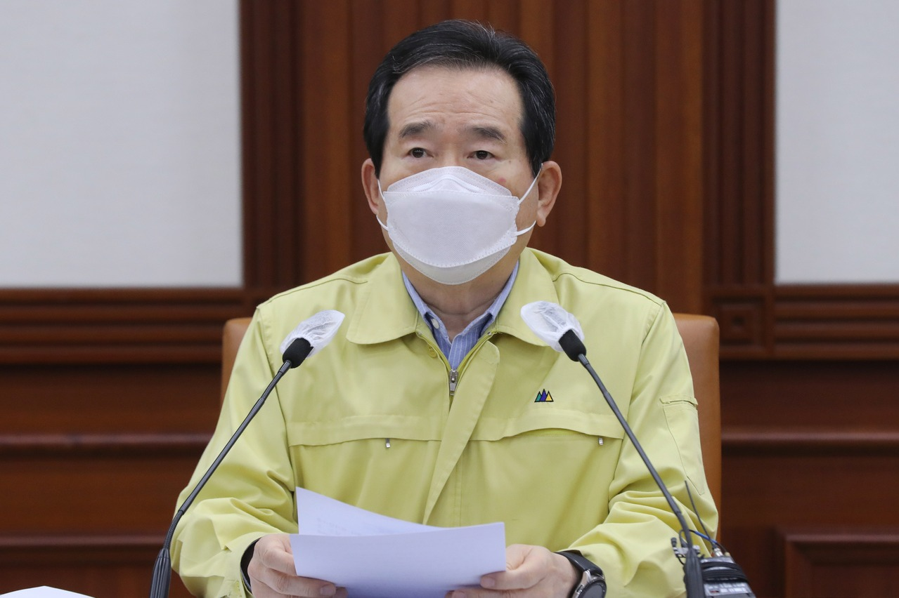 第三波疫情快速擴散!南韓24日起上調首都圈防疫級別