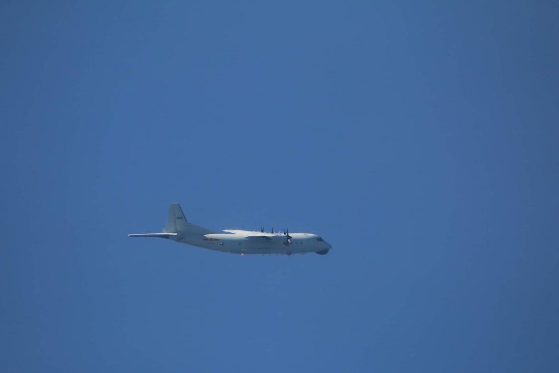 共機持續擾台 運-8反潛機今進入我西南防空識別區